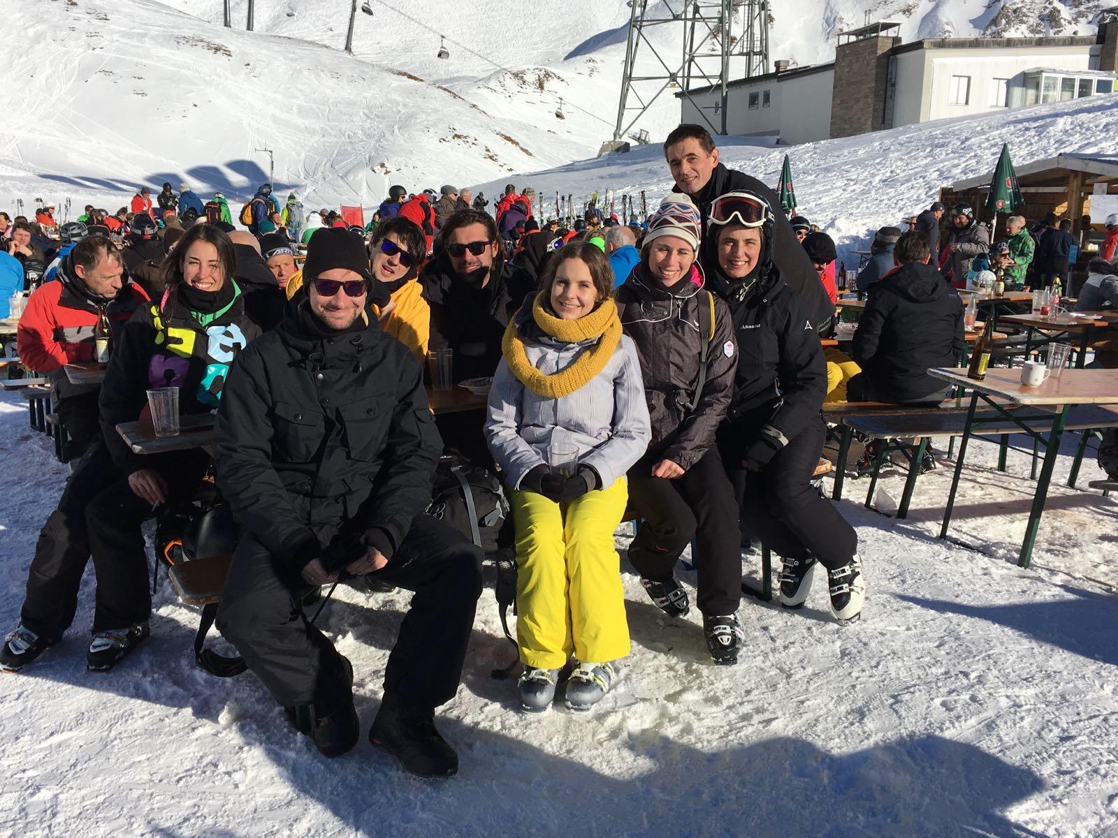 WWA Skifahren 2017