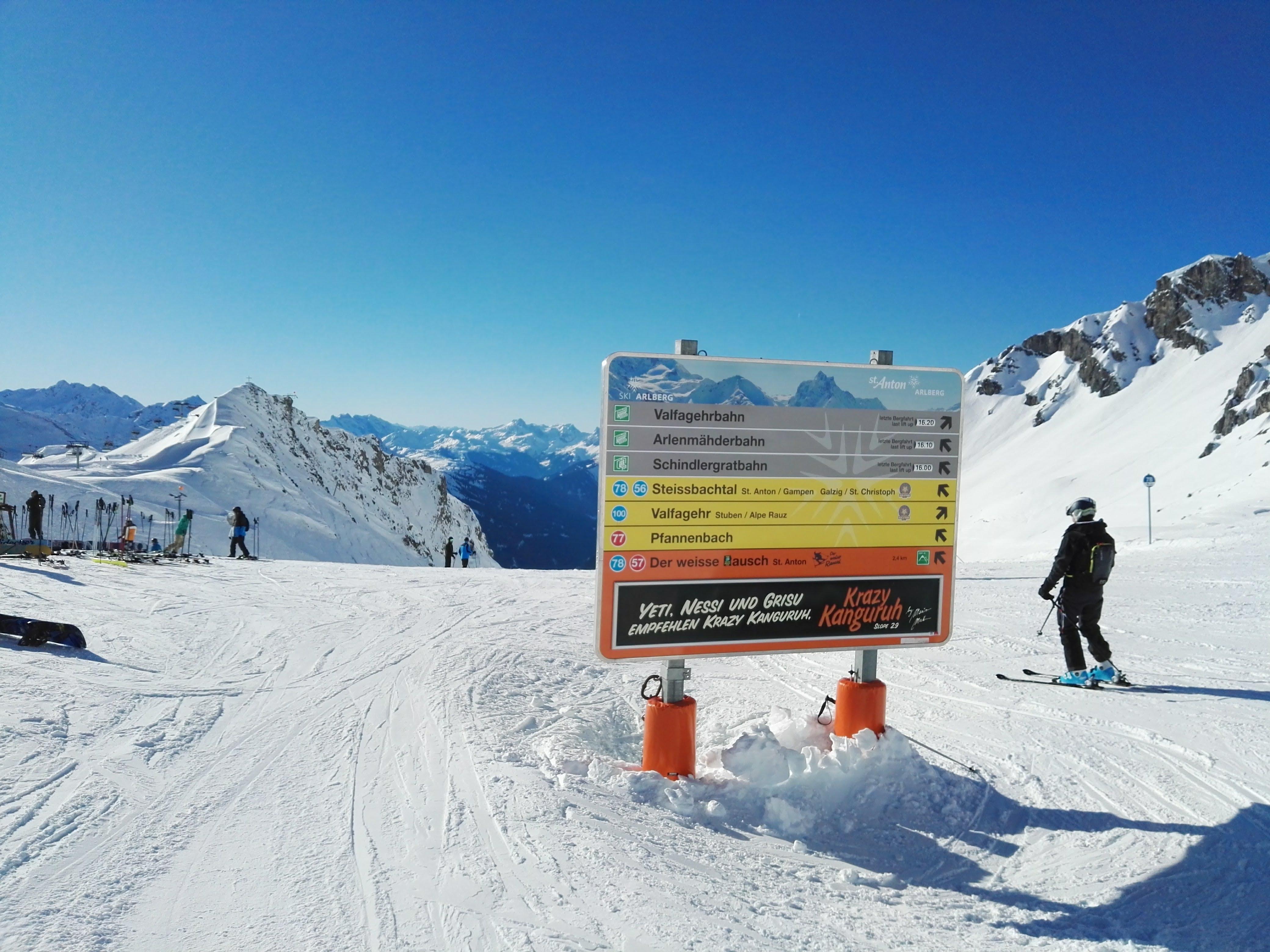 WWA Skifahren 2018