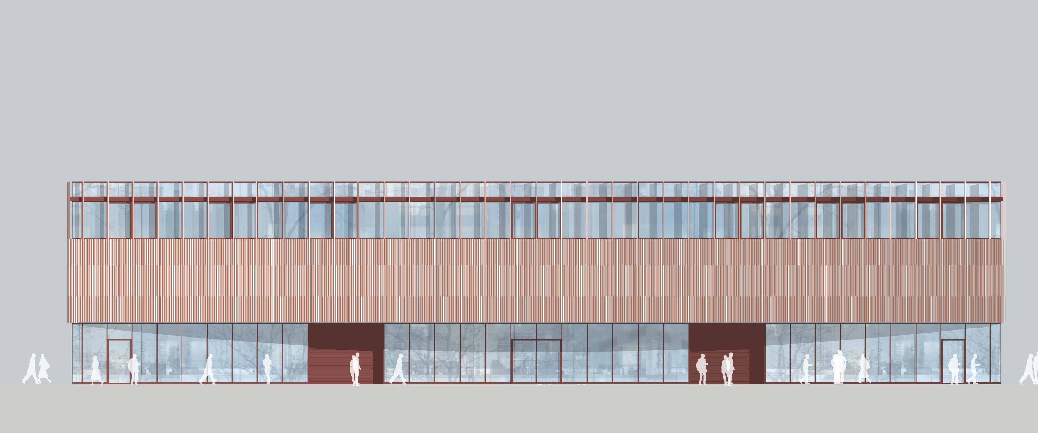 Baugenehmigung Aurelis Real Estate Triebwerk - Baufeld 3b
