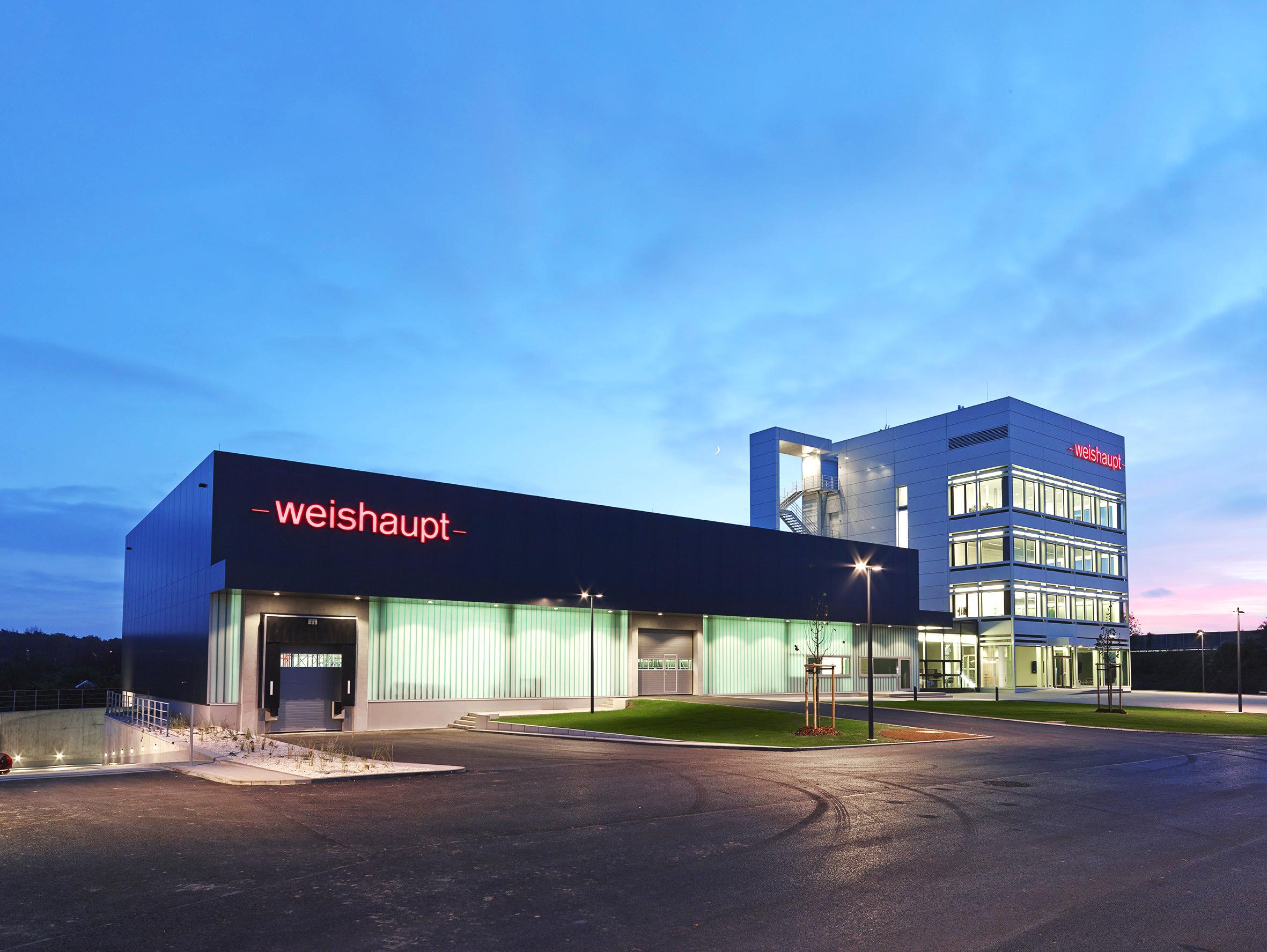 Weishaupt Frankfurt 2