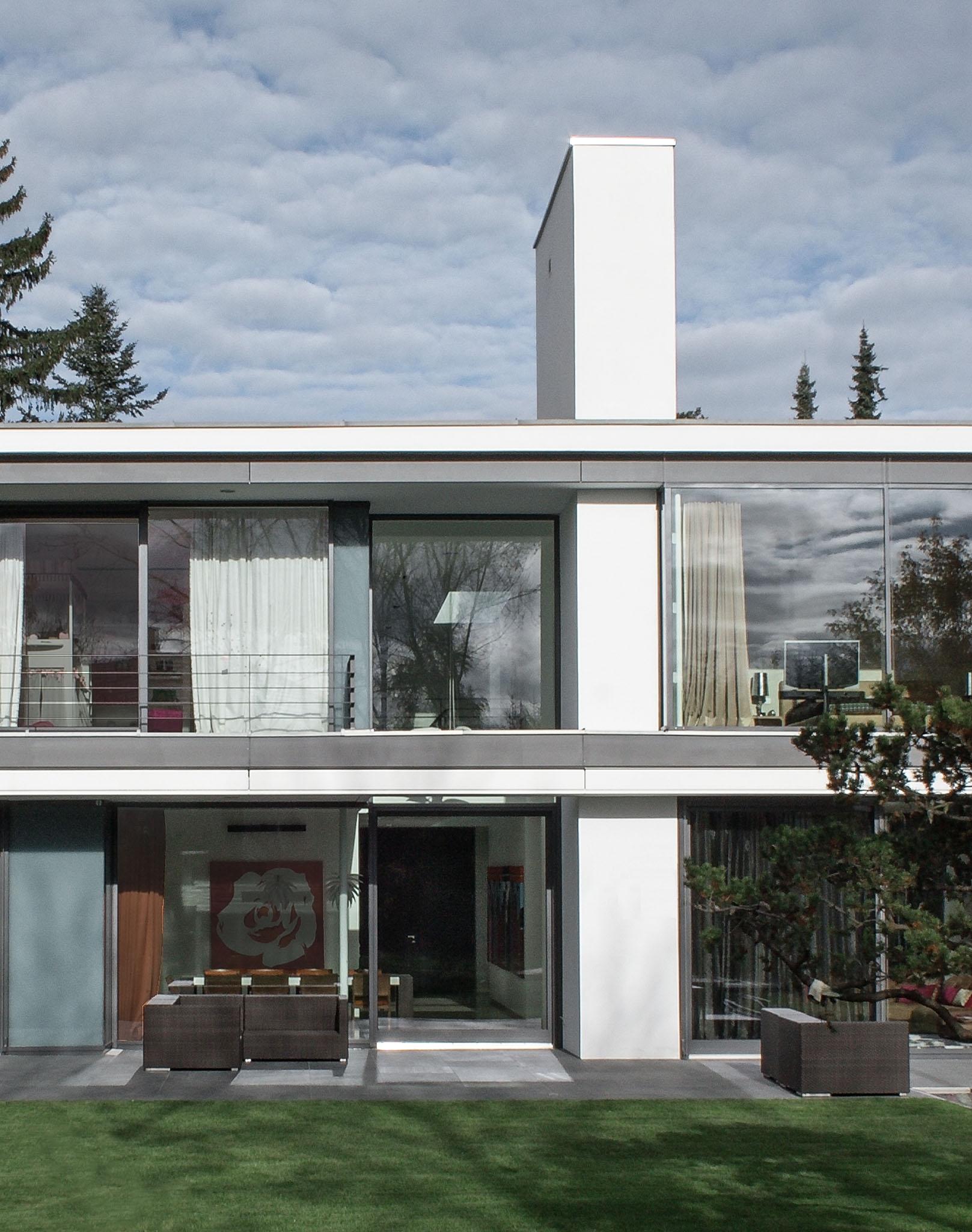Haus bei München III 3