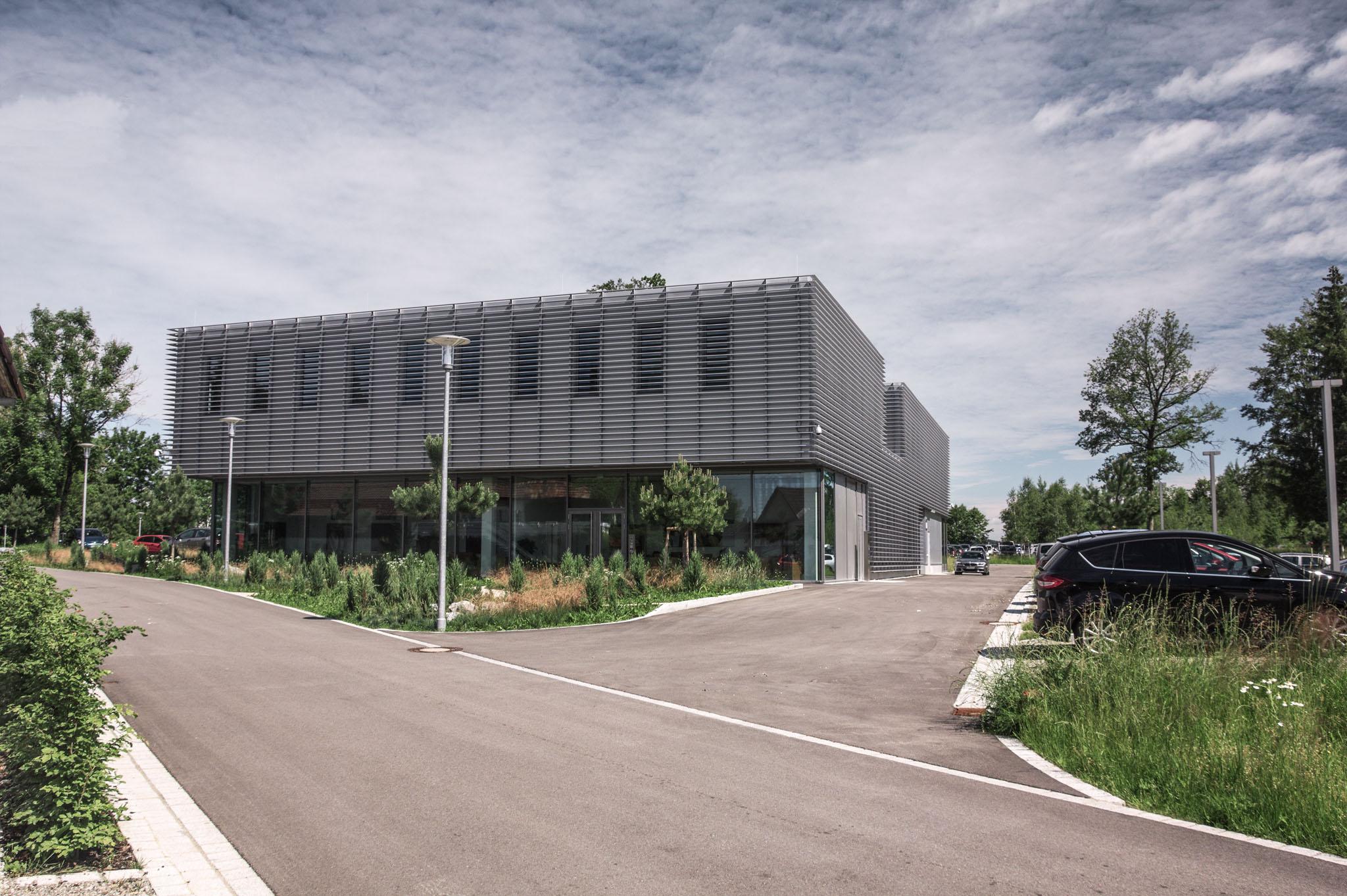 Entwicklungszentrum Blaser 3