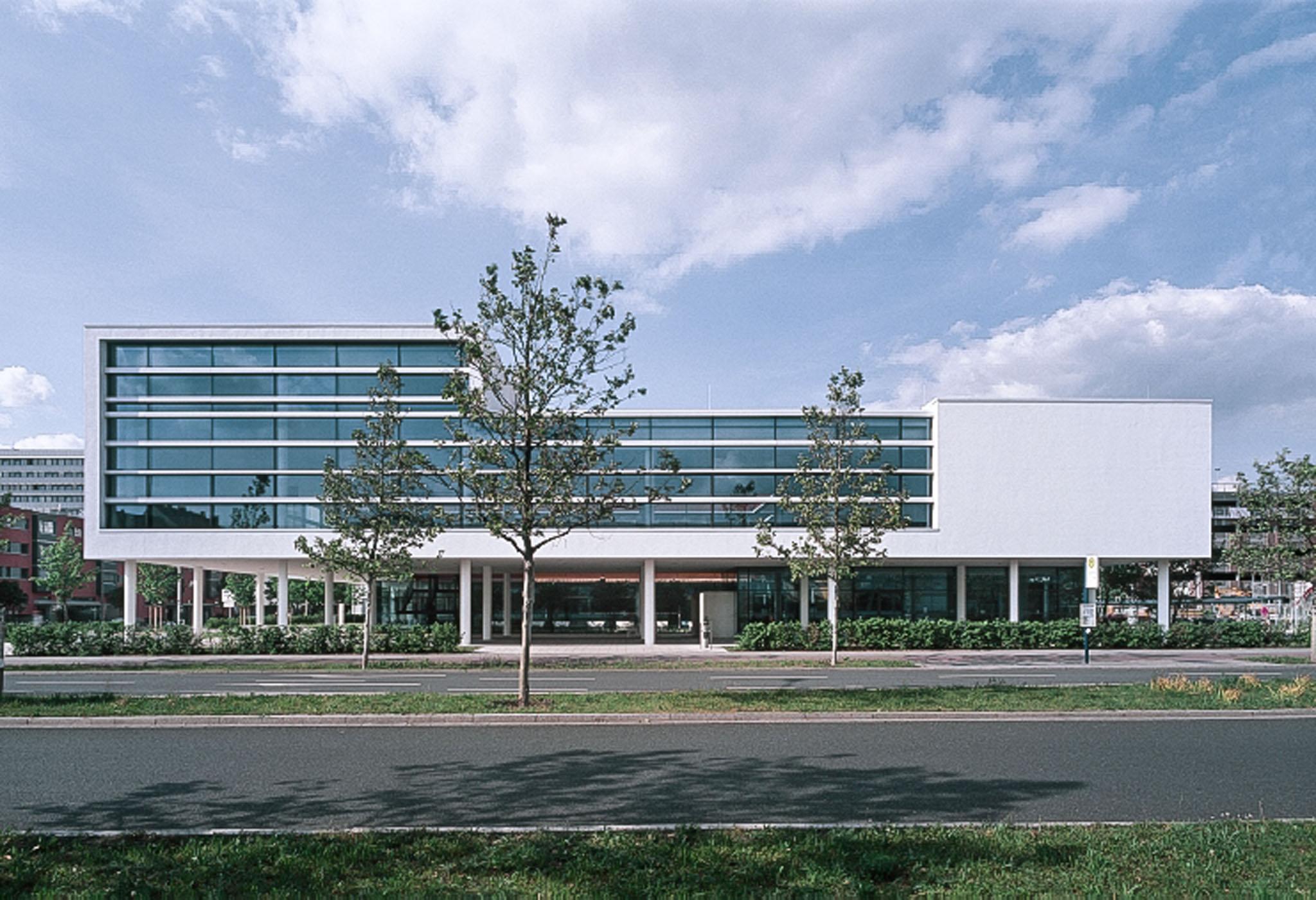 Siemens Betriebskantine 3