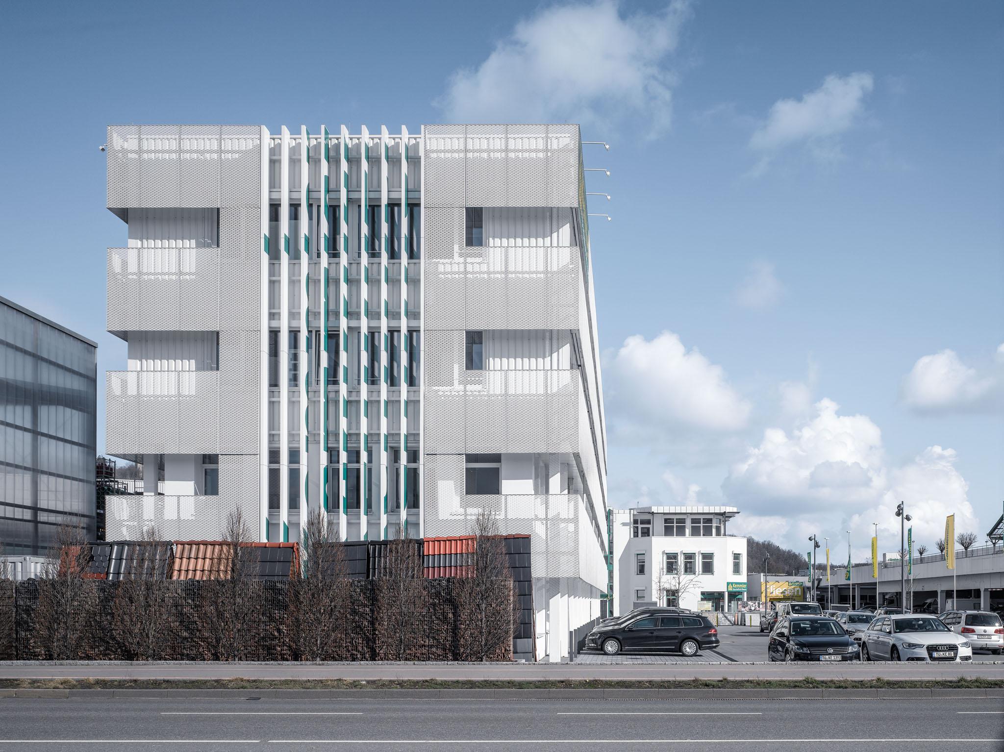 Kemmler Bürogebäude 3