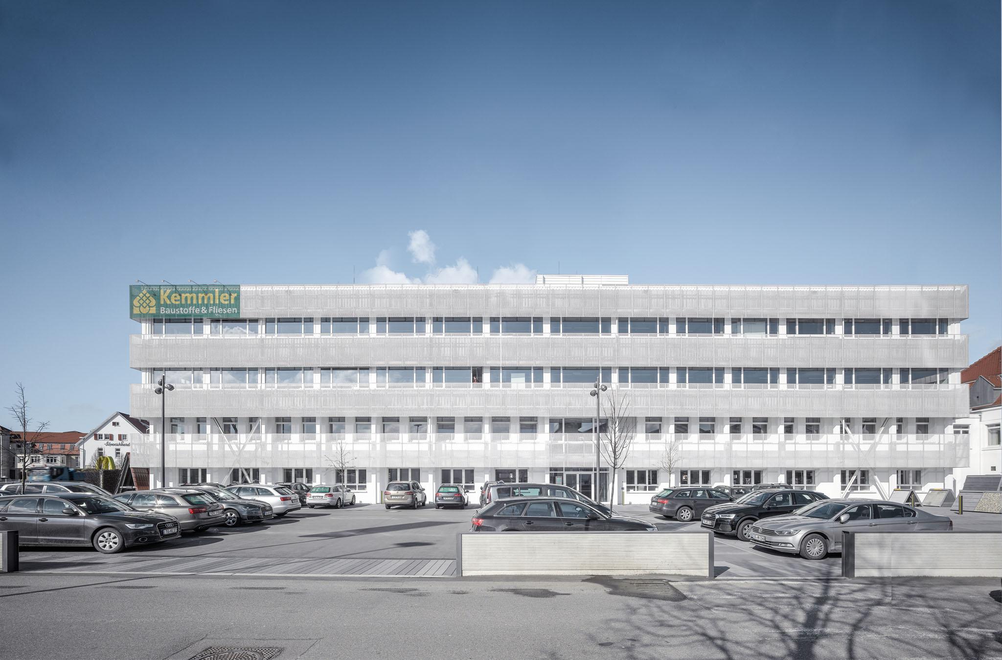 Kemmler Bürogebäude 2