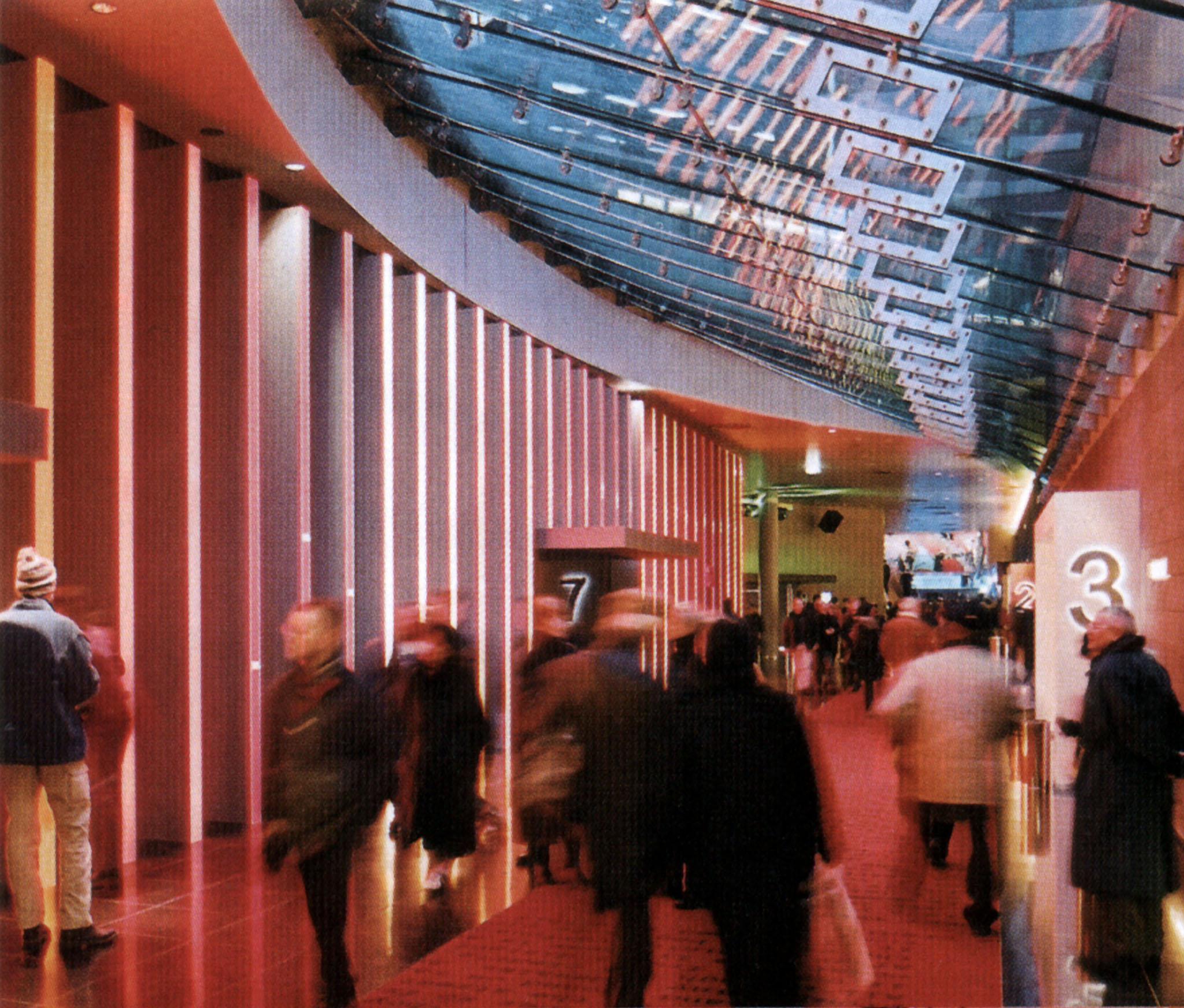 Sony-Center Kino, Potsdamer Platz 2