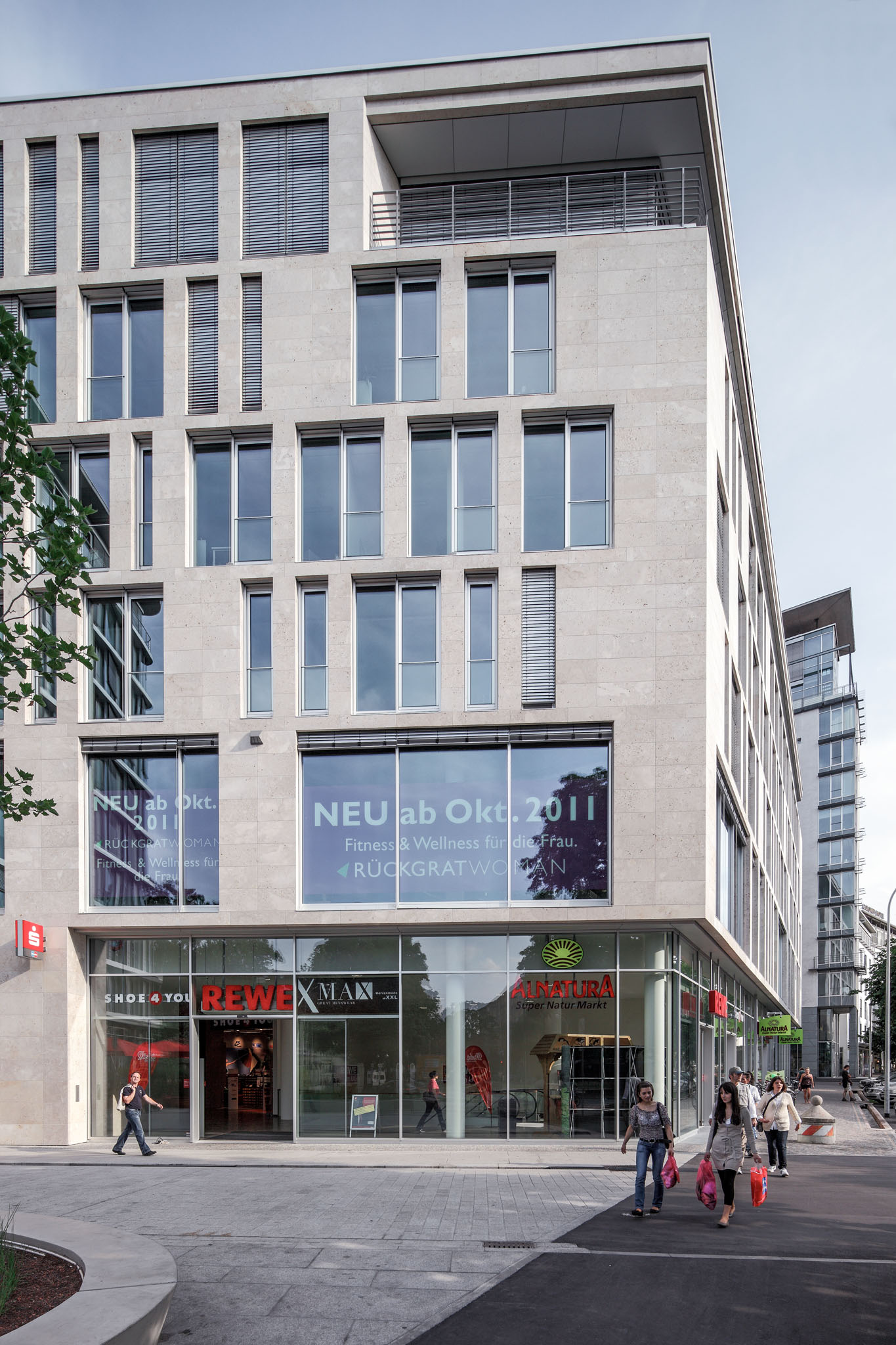 Quartier Unterlinden 5