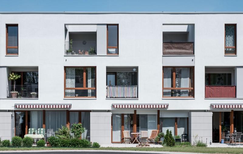 Wohnbebauung Sedanstraße