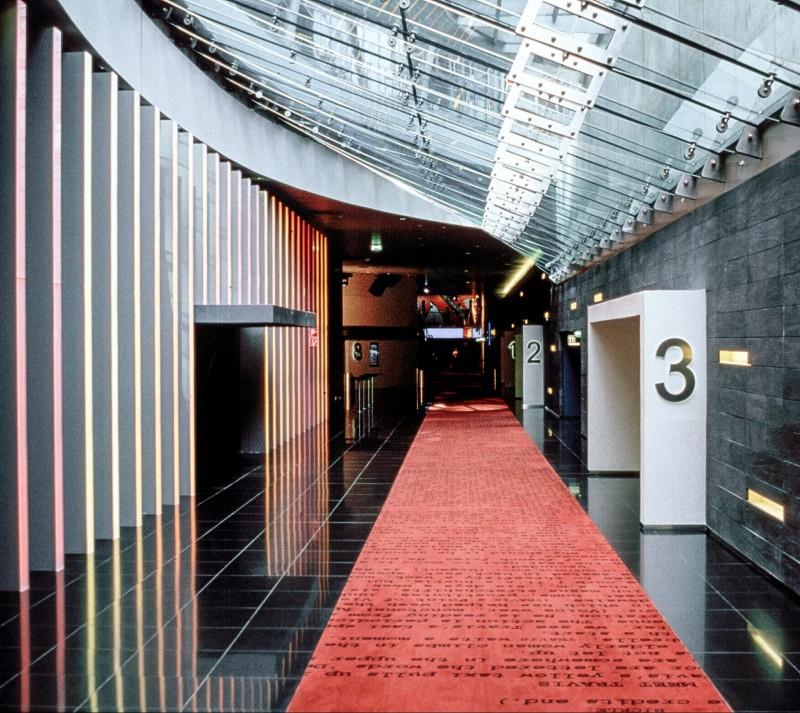 Sony-Center Kino, Potsdamer Platz
