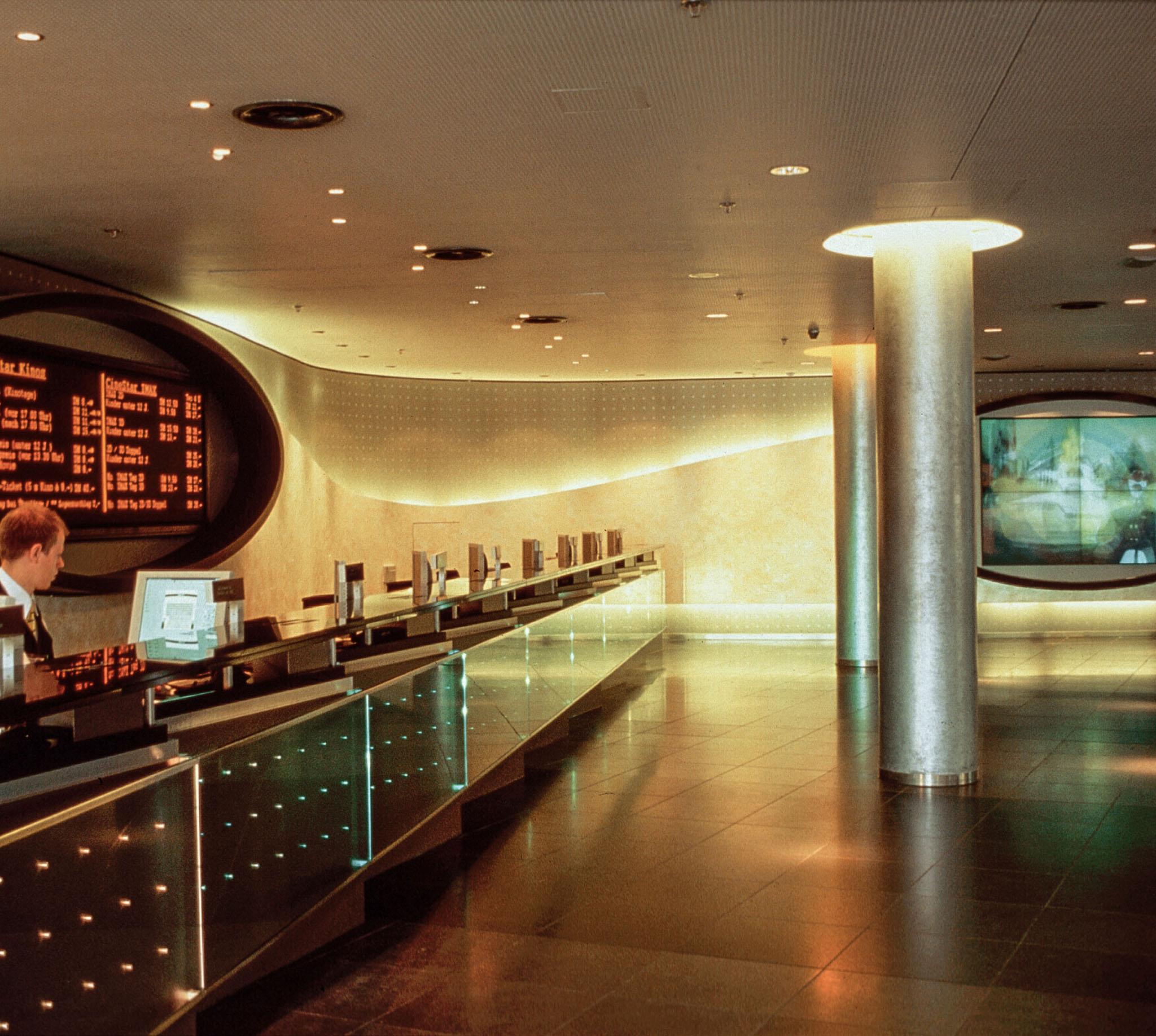 Sony-Center Kino, Potsdamer Platz 3