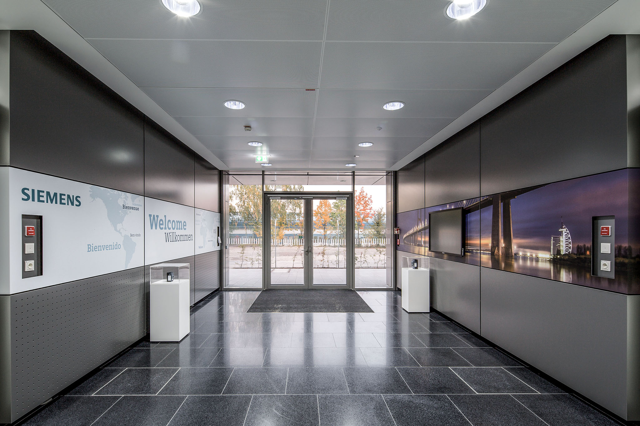 Siemens Laborgebäude 3