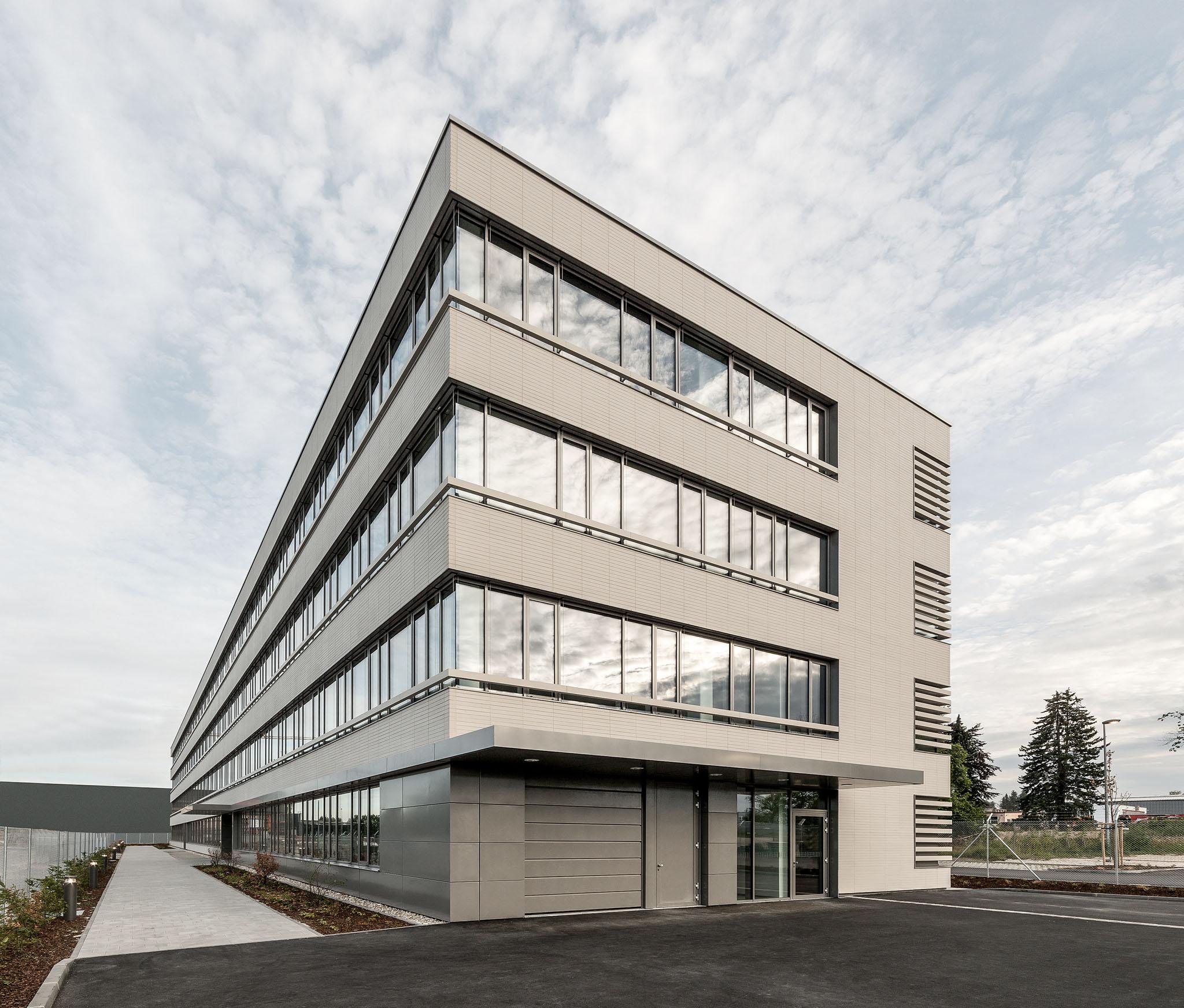 Siemens Laborgebäude 5
