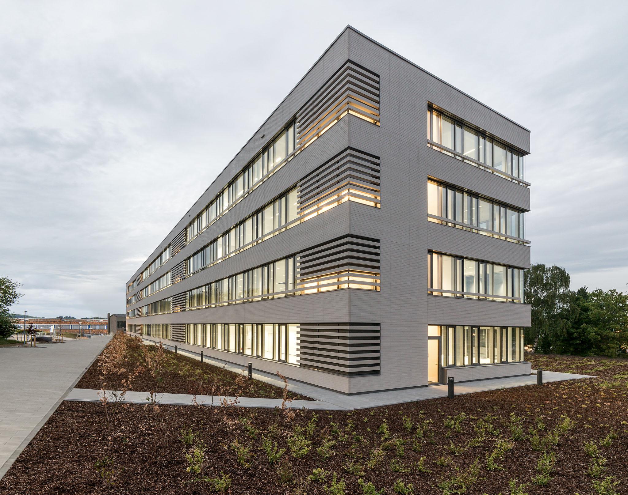 Siemens Laborgebäude 6
