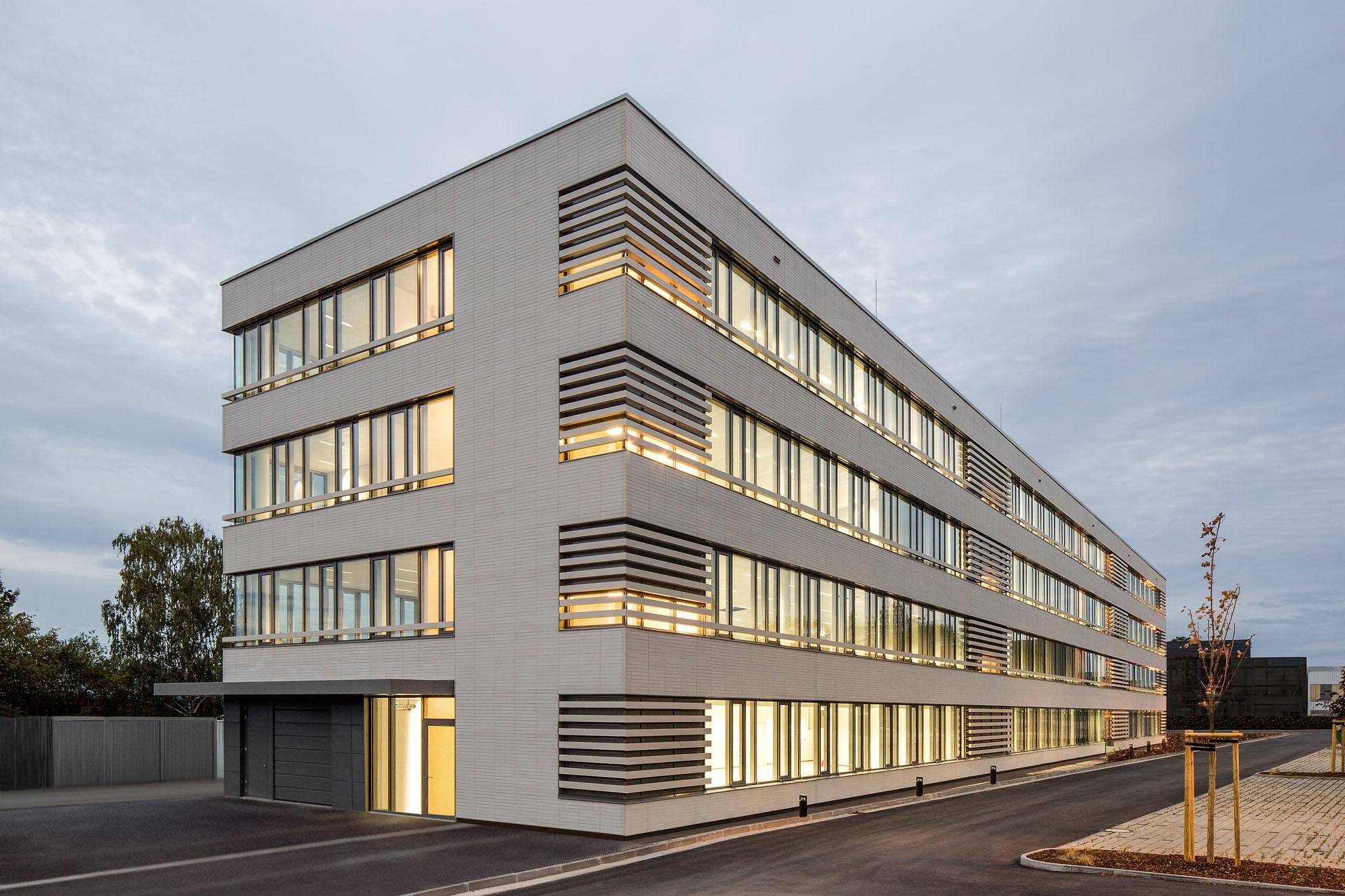 Siemens Laborgebäude