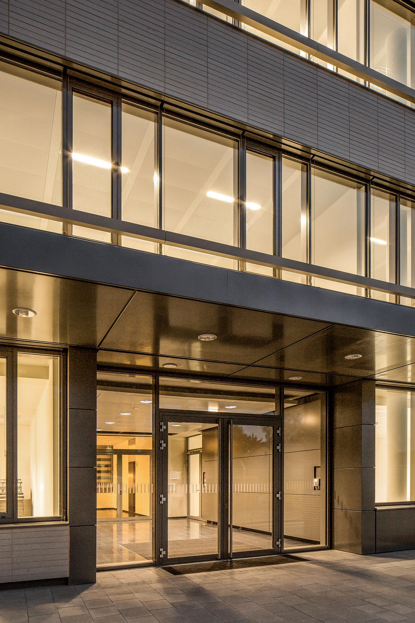 Siemens Laborgebäude 7