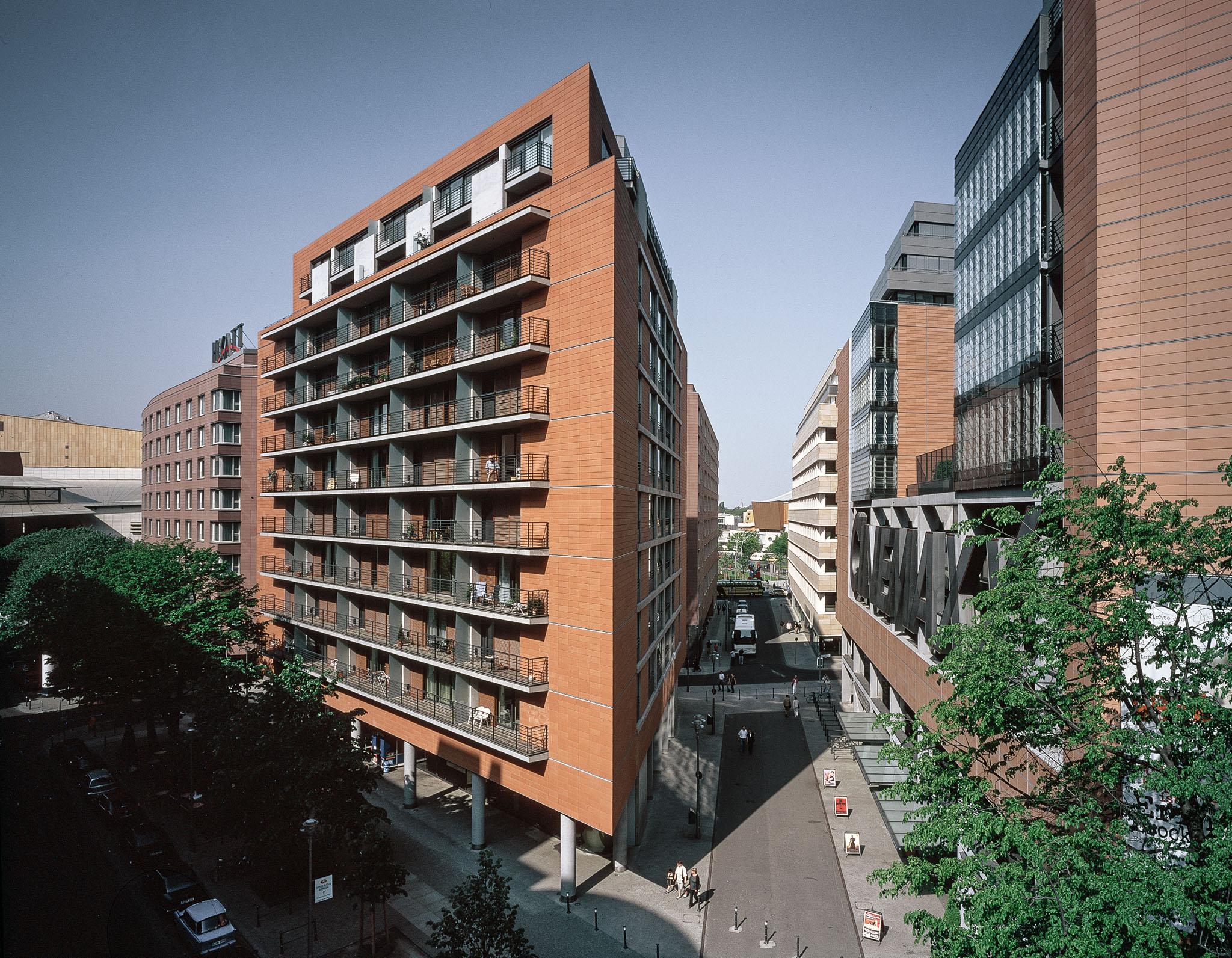 A3 Potsdamer Platz 2